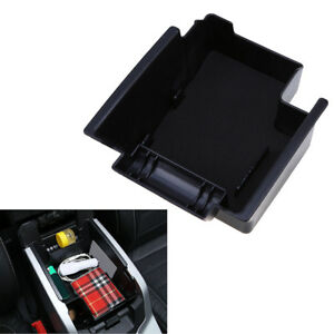 Plastic Car Seat Gap Crevice Storage Box Pocket Organizer Phone Cup Drink Holder