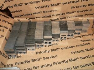 160pc 2pt 6pt 12pt 36pt Leading slug Kit Printing Press 5x8 Kelsey Letterpress