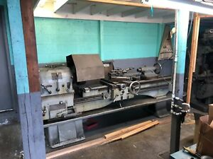 Clausing Colchester 17 X 60 Engine Lathe