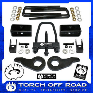 3 Lift Kit 1999 2007 Chevy Silverado Gmc Sierra 1500 4x4 4wd Tool Shock Ext
