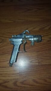 Devilbiss Mbc Paint Spray Gun Used Working Condition