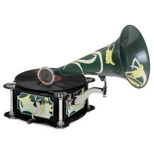 Extremely Rare Old And Beautiful Gramophone Of The Art Nouveau Period