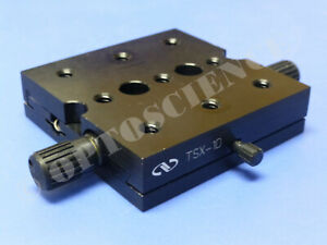 Newport Tsx 1d Dovetail Linear Translation Stage 1 Range
