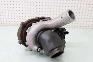 12 2012 Vw Volkswagen Touareg 3 0 Tdi Awd Turbo Turbocharger Unit Hgr Garrett