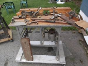 Hand Crafted Wood Shaper Works Great Hand Crafted