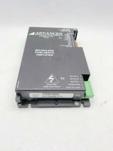 Advanced Motion Controls Brushless Pwm Servo Amplifier 31268 0006 Bdc30a8a py1