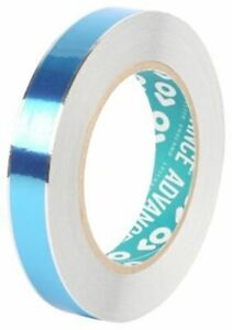 Advance Tapes At544 Conductive Tin Clad Copper Tape 12mm X 33m