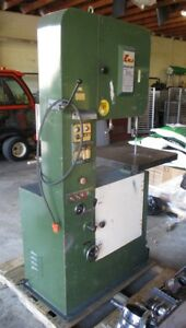 Enco Metal Bandsaw Model 92252 Used Local Pickup Only