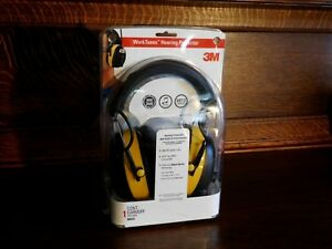 3m Worktunes Hearing Protector With Am fm Radio 90541