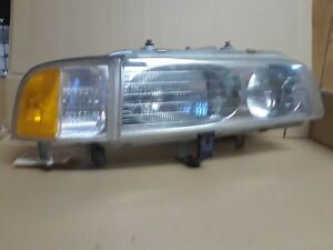 Stk 114 1991 1994 Acura Legend 4dr Right Headlight Assy