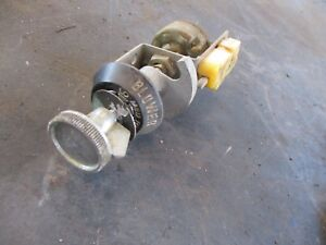 65 Plymouth Belvedere Ii Satellite Heater A c Fan Blower Switch W Oem Knob