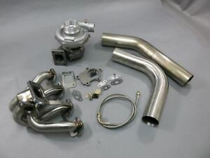 Ford 2 3l Turbo Kit Turbo Coupe Stang Merkur Xr4ti Mustang Svo Xr 7