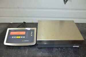 Sartorius Scales Combics 2 Model Cis2 Type Tn With Is16ede h Platform 16kg Max
