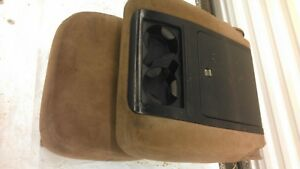 1992 1993 1994 1995 1996 Ford F150 F250 F350 Tan Front Center Jump Seat 40 20 40