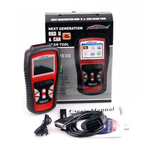 Obd2 Scanner Code Reader Obd Ii Auto Car Engine Fault Can Diagnostic Scan Tool