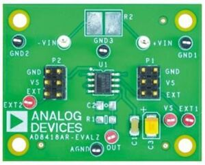 Analog Devices Ad8418arm evalz Current Sensing Amplifier Evaluation Board For A