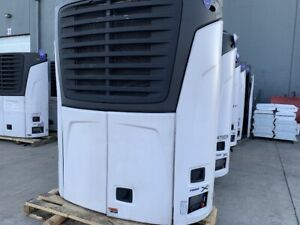 Carrier 2500a x4 7500 Refrigerated Reefer Units pricing Reduced see Description