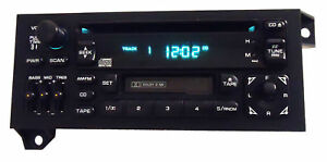 Jeep Cherokee Wrangler Grand Radio Stereo Cd Player Mp3 Indash Disc 4x4 Xj Yj