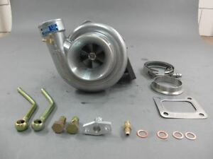 T4 Gt35 Turbo Charger Ball Bearing 500 Hp Eclipse Mustang T4 Platform Staged