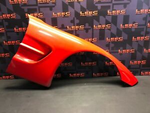 1999 Corvette C5 Frc Oem Z06 Front Fender Rh Passenger Torch Red local Pick Up