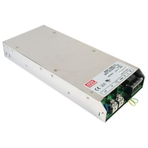 Mean Well Rsp 1000 12 720w Ac dc Enclosed Switching Power Supply