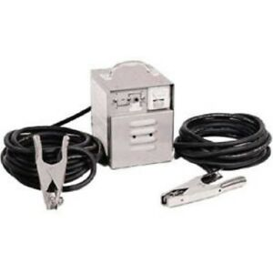 New Ridgid 200 Pipe Thawer Kit W 2 25 Cables