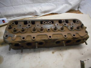 Farmall M Cylinder Head 8060db Bare Ready To Rebuild Ihc