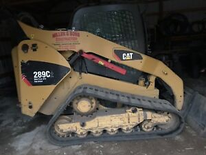 289c2 xps Cat Skidsteer