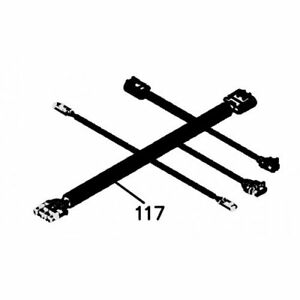 Boss Part Vbs17880 Spreader Side Harness Vbx Spreaders New Change For 2017