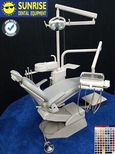 Adec 1021 Decade Dental Operatory Chair Package W Cuspidor Light Delivery