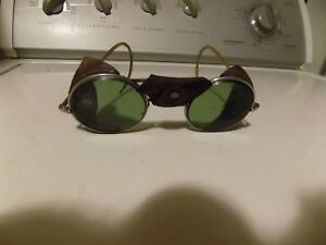 Vintage Welding Sunglasses Bike Glasses By Welsh Free Shipping