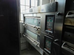 Doyon 2t2 Artisan Stone Two Deck Oven Pizza Bakery Oven Make Me An Offer