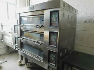 Doyon 2t3 Artisan Stone Two Deck Oven Pizza Bakery Oven Make Me An Offer