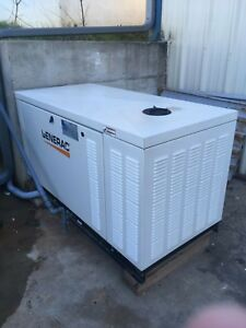 Generac Commercial 25kw 1 5l 208v 3 Phase With Transformer And Transfer Switch