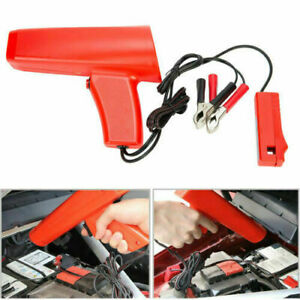 Car Engine Ignition Inductive Timing Light Automotive Lamp Strobe Tester Gun Kit
