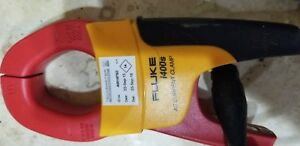 Fluke I400s High Safety Ac Current Clamp Probe Bnc Connector