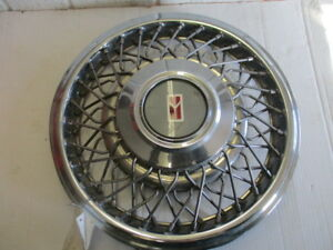 1995 Olds 88 Royale 15 Wire Wheel Cover 91 95 Olds 98