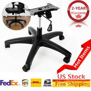 Office Chair Base 28 Swivel Chair 350 Pounds Replacement Wheel Rolling Casters