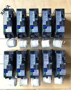 Lot Of 10 Murray Mpa120afc Mpa120afcp 20a Arc fault Afci Breaker New