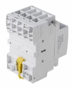 Schneider Electric Acti 9 Ict 4 Pole Contactor 4nc 40 A 2 1 W 230 V Ac Coil