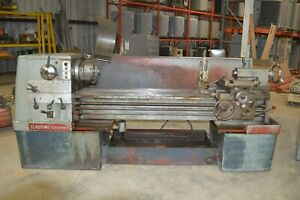 Clausing Colchester 17 17 X 60 Engine Lathe