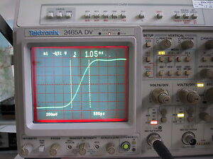 Calibrated Tektronix 2465adm 2465adv Oscilloscope Bin 1 Year Guaranty Avail