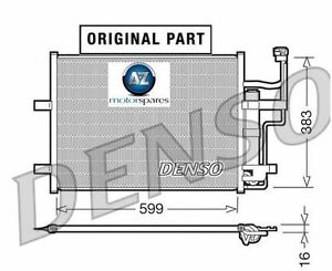 For Mazda 3 1 4 1 6 2 0 2 3 Mps Cd 2003 2009 Air Conditioning Condenser Radiator