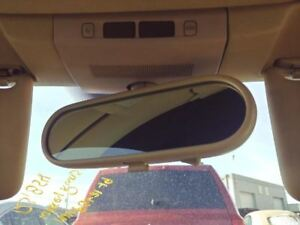 Rear View Mirror With Digital Clock Fits 02 05 Beetle 1914499
