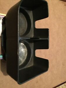 94 04 Chevy S10 Pickup Gmc Sonoma 60 40 Seat Cup Holder Truck Split Bench S 10