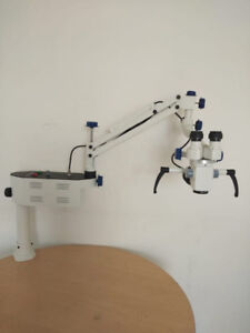 3 Step Ent Portable Microscope til Ting Binocular Head