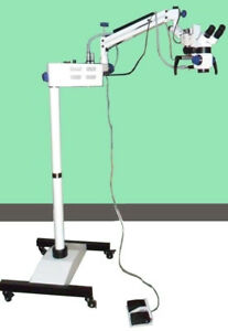 Neurosurgical 3 Step Magnification Microscope