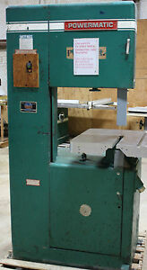 Powermatic 81 Band Saw