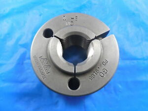1 8 Nc Thread Ring Gage 1 0 Go Only P d 9188 Quality Inspection Tool 1 8