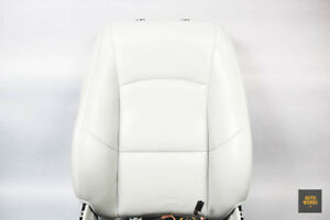 04 07 Jaguar X350 Xjr Seat Cushion Top Upper Front Right Passenger Side Lhj Oem